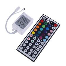 44Key IR Remote Controller Wireless For 5050 3528 RGB LED Light Strips DC 12V