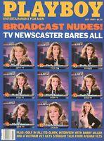 PLAYBOY JULY 1989 Erika Eleniak Shelly Jamieson B-Movie Bimbos Sex In America