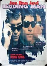 The Leading Man Filmposter A1 Videoplakat Jon Bon Jovi, Anna Galiena, Humphries