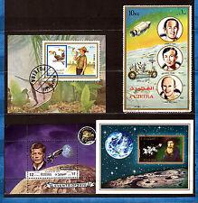 FUJEIRA Cosmonautes,Apollo XIII,les scouts,astronomie  320T6