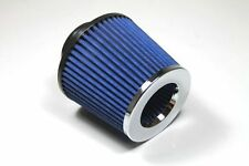 Forge Motorsport 76mm I/D Rubber Neck Open Cone Air Filter