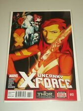 X-FORCE UNCANNY #13 MARVEL COMICS NM (9.4)