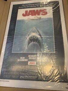 JAWS - 3D Lenticular Plex 1MM BNG poster print