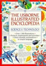 Usborne Illustrated Encyclopedias: Science and Technology by L. Watts (1996,...