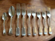 1900-1940 Antique Silver Plate Spoons