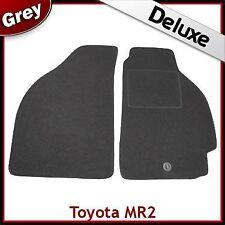 Toyota MR2 1990 1991 1992..1997 1998...2000 Tailored LUXURY 1300g Car Mats GREY