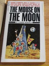 The Mouse on The Moon Leonard Wibberley