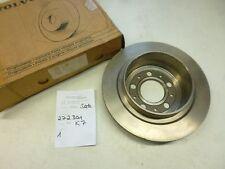 Volvo 2* Bremsscheiben hinten S90 V90 2.9 272301 Hinterachse Original brake disk