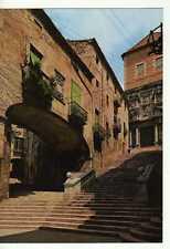 Postal Gerona, bajada de Santo Domingo