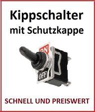 Kippschalter 12V 24V Wasserdicht Auto 230V 220V Volt Boot KFZ Schalter Kappe 1x