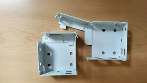 "INSTALL BRACKET FOR 2"" HORIZONTAL BLINDS - (WHITE)  ** BRAND NEW **"