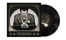 BATMAN The Animated Series Vinyl Record Danny Elfman THE JOKER by Mike Mitchell