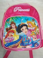 Brand New Princess Backpack School Bag - Small