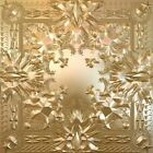 """JAY-Z & Kanye West """"Watch the Throne"""" Art Music Album Canvas Poster HD Print"""