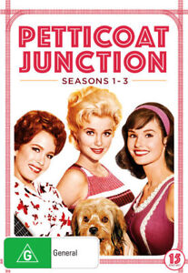 Petticoat Junction - Season 1 + 2 + 3 DVD (Region 4) New/ Sealed