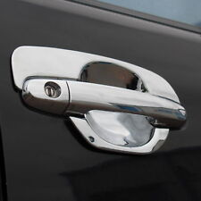 Manija de la puerta de cromo placas de desgaste Toyota Hilux MK6 4 puertas Camioneta Doble Cabina