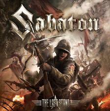 Sabaton : The Last Stand CD (2016) ***NEW***
