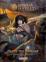 JDR RPG JEU DE ROLE / PATHFINDER CADRE DE CAMPAGNE BROKEN WORLD GUIDE DU JOUEUR