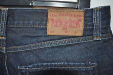 Vintage Levis 509 blue jeans W 34 L 32 red tab *cheap*