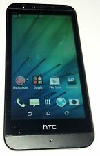 HTC Desire 510 4G LTE Black Virgin Android Smartphone Bad LCD