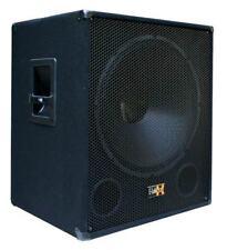 "1000W DJ PA SUBWOOFER Bass-Lautsprecher Box 45cm/18"" SUB-P45 Passiv - NEU"