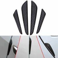 fibre de carbone protection de trim molding garde la porte de la voiture edge