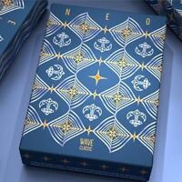 NEO Wave Classic Playing cards designed in New Zealand