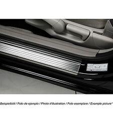 Einstiegsleisten Schutzleisten passend für Nissan Juke 2010-14 Edelstahl Chrom