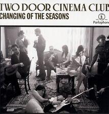TWO DOOR CINEMA CLUB - CHANGING OF THE SEASONS  VINYL SINGLE 4 TRACKS ROCK NEW+