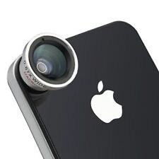 Objectif Macro + Grand-Angle Photo / Video iPhone 5/S/C / iPhone 4 / 4S / 3G
