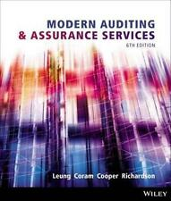 Modern Auditing and Assurance Services 6e by Philomena Leung 6th