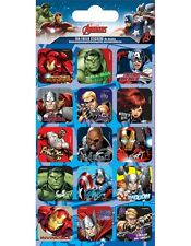 Paper Projects MARVEL AVENGERS reusable Foil Craft Stickers Age 3+