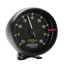 """Auto Meter Tachometer Gauge 2300; Auto Gage 0 to 8000 RPM 3-3/4"""" Electrical"""
