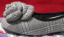 Women's Shoes IRREGULAR CHOICE Plaid Ballet Flats Skimmers 11US 42 EU #3949-01A