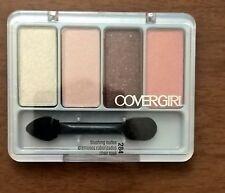 CoverGirl Eyeenhancers Eyeshadow ~Quad~ #284 Blushing Nudes ~ Free Shipping