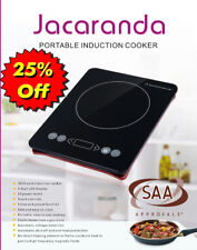 Jacaranda Induction Cooker in 2000W 10 power levels