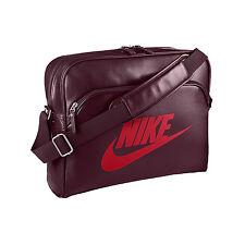 Nike HERITAGE SI TRACK BOLSO De Hombro Mensajero Bolsa De Avión BA4271-681