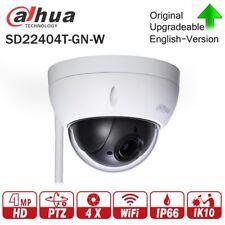 Dahua DH-SD22404T-GN-W 4MP 4X Optical Zoom High Speed PTZ Network WiFi IP Camera