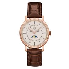 """mercedes benz original Hombre Reloj de pulsera """"Classic Oro Rosa """" 41mm"""