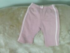 Baby Girls 6-9 Months - Pink Tracksuit Trousers - Disney Little Roo