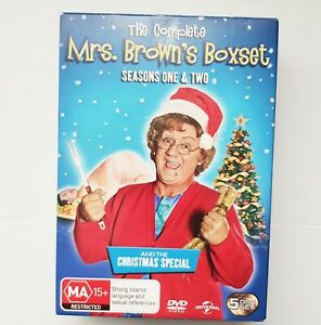 The Complete Mrs Browns Boxset - Seasons 1 & 2 + And The Christmas Special (DVD)