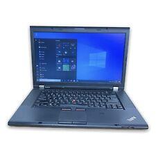 Lenovo ThinkPad T530 i5-3320M 2.60GHz, 8GB RAM, 500GB HDD, Webcam, WiFi, WIN-10.