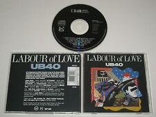 UB40/TRAVAIL OF LOVE(DEP CD5/VIRGIN 0777 7 86412 2 3) CD ALBUM
