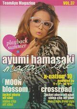 Hamasaki Ayumi Team Ayu Magazine Vol 37
