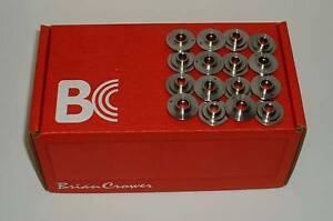 Brian Crower BC2651 Titanium Retainer/Seat For Toyota 4UGSE BC0651 Dual Spring