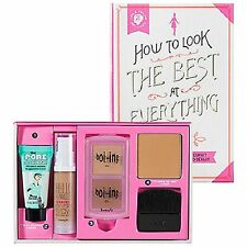 *New* Benefit HOW TO LOOK THE BEST AT EVERYTHING Makeup Kit Palette Deep