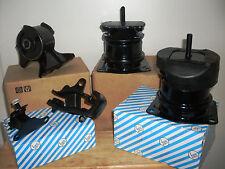 SET OF ENGINE & TRANSMISSION MOUNTS -- FITS: 1999 ACURA TL (3.2L, V6, 3210cc).