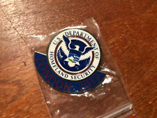 Homeland Security Olympic Pin From 2012 London Games
