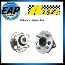 For 1997-2002 Toyota Corolla 1.8L 4cyl DTA Rear Wheel Hub Bearing with ABS NEW