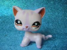 ORIGINAL Littlest Pet Shop  Short Hair Cat  # 933 Shipping with Polish
